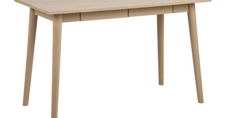 Bendt Bureau 'Filip' eiken, 120cm | 5705994703993