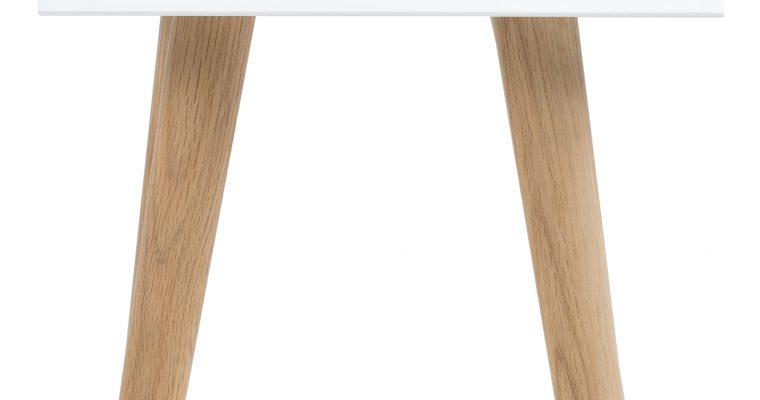 Bendt Nachtkastje 'Isaac' kleur wit | 5705994820508