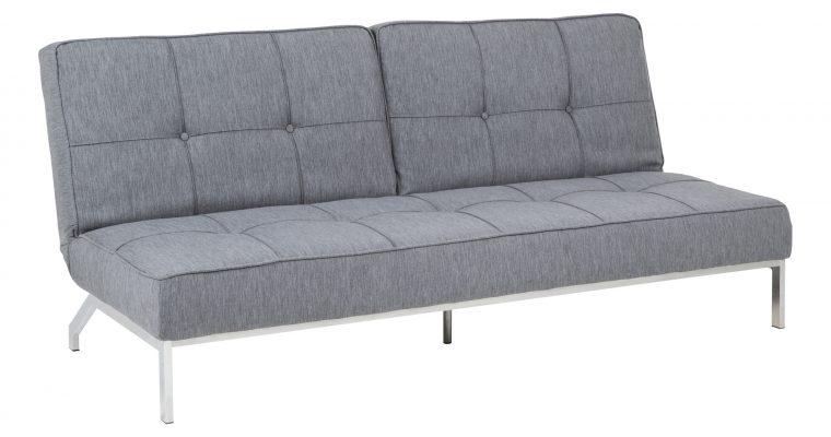 Bendt Slaapbank 'Maja' kleur grijs | 5705994791679