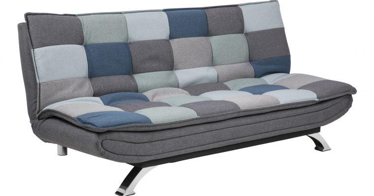 Bendt Slaapbank 'Oliver' patchwork | 5705994942132