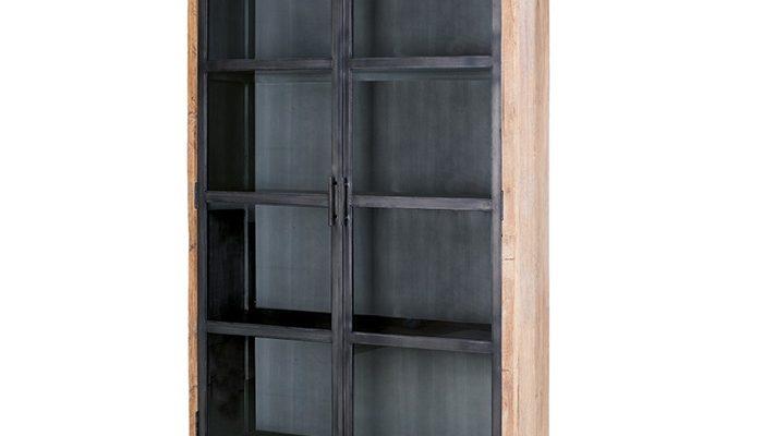 Eleonora Vitrinekast met 2 deuren | 8719087020376