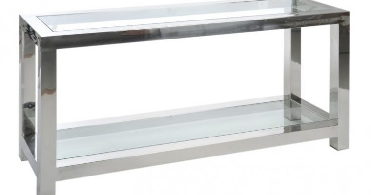 J-Line Sidetable 'Adelin' 140 x 40cm | 5414451355179