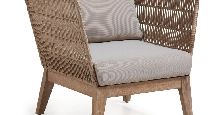 Kave Home Fauteuil 'Belleny' | 8433840360003
