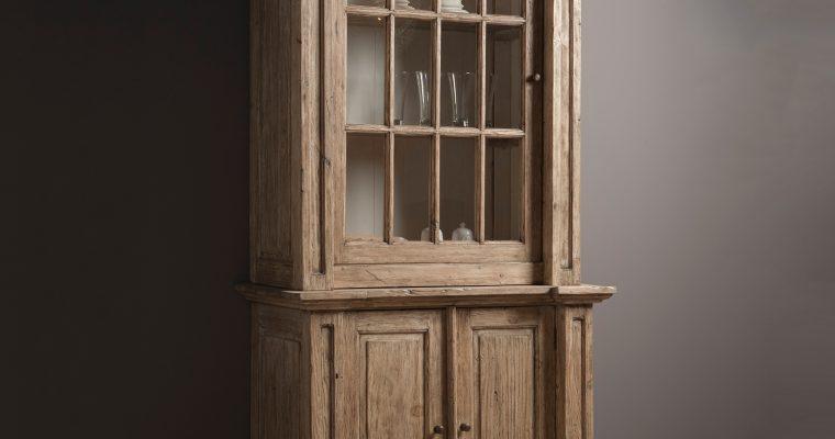 Tower Living Vitrinekast 'Monza' met 3 deuren |