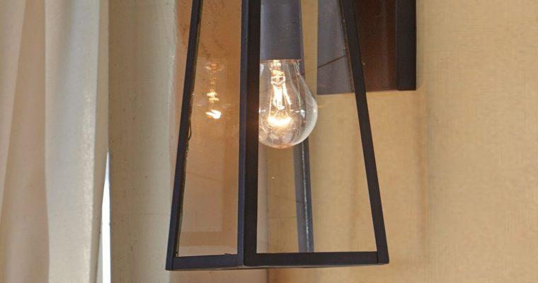 Wandlamp voor buiten Clarion | 4250769223066 | LOBERON