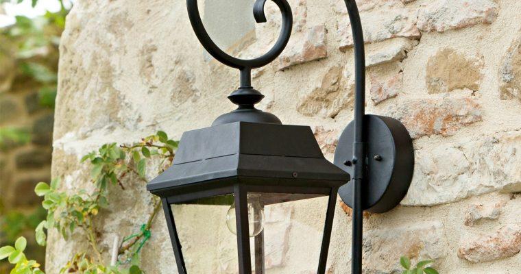 Wandlamp voor buiten Lewarde | 4250769206212 | LOBERON