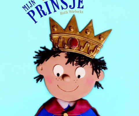 Babyboek Mijn prinsje