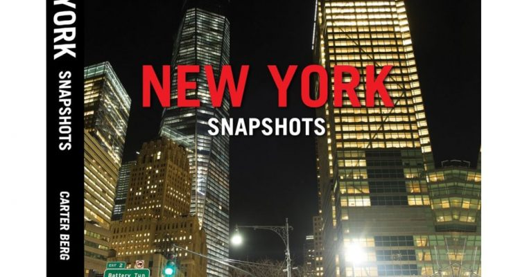 Boek New York Snapshots