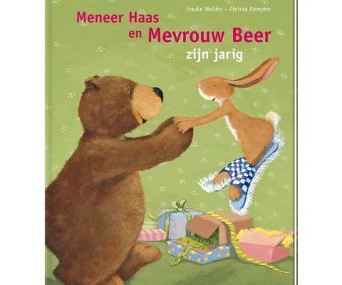 Kleuterboek Meneer Haas en mevrouw Beer