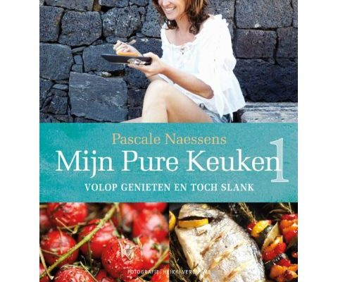 Kookboek Pascale Naessens Pure keuken 1