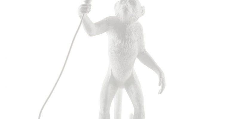 Lamp Seletti Monkey lamp standing