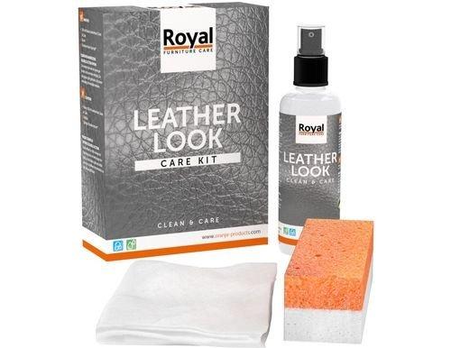Oranje Furniture Care Leatherlook Clean & Care set   142100   Oranje Furniture Care