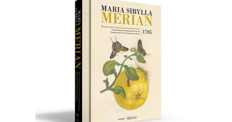 Lifestyle boek Merian