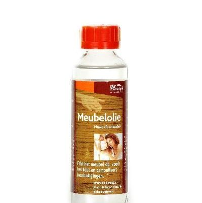 Meubel onderhoud olie 3 kleuren 250ml | 9494341 | Oranje Furniture Care ®