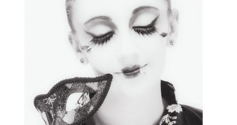 Montel Wanddeco Geisha