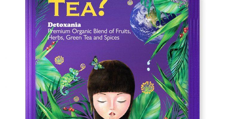 Or Tea? Doos theezakjes Organic Detoxania