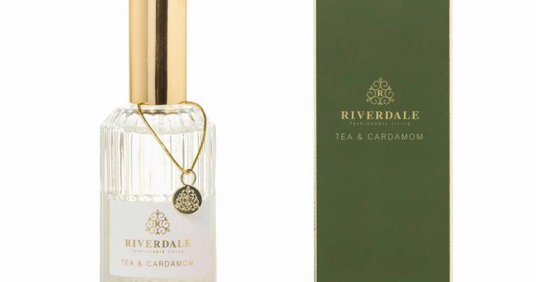 Riverdale Roomspray Elements groen 100ml   002010-19   Riverdale