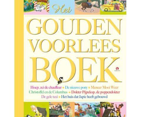 Voorleesboek Het gouden voorleesboek