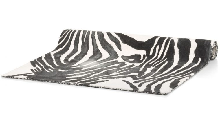 coco maison Karpet Zebra
