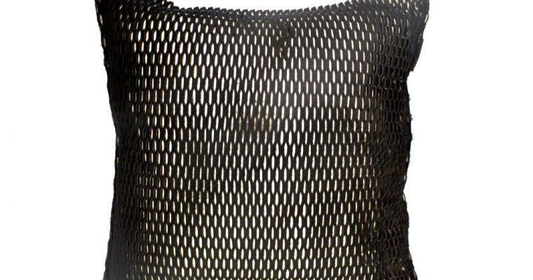 dome deco Sierkussen Leather