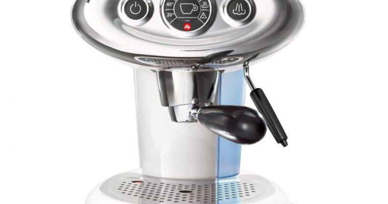 illy Espressomachine illy Francis Francis X7.1 wit