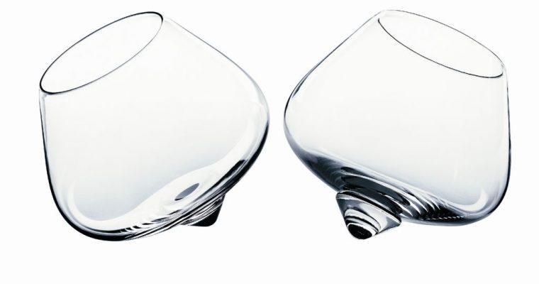 normann copenhagen Cognacglas set van 2