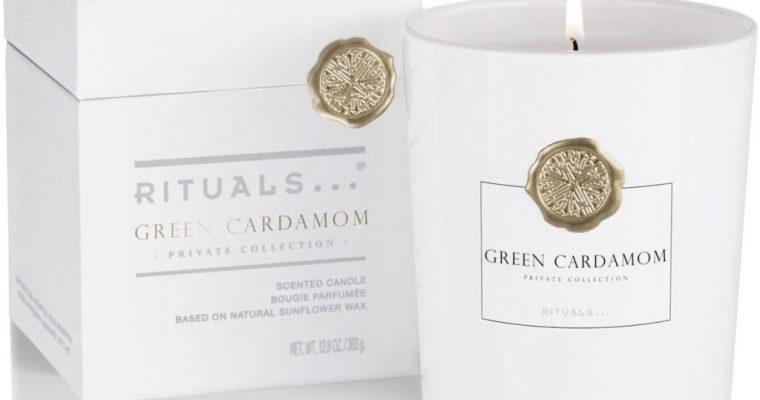 rituals Geurkaars Green Cardamon