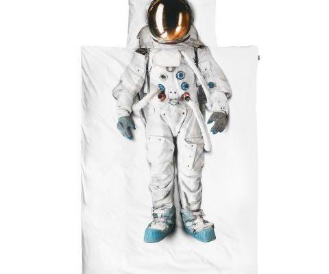 snurk overtrek 1 pers Astronaut