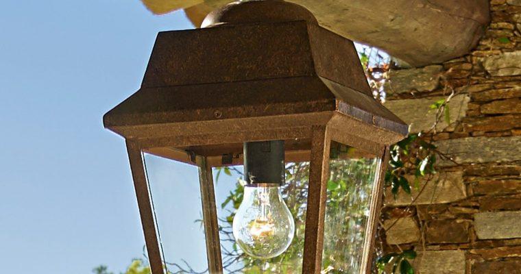 Hanglamp voor buiten Haironville | 4250769231764 | LOBERON