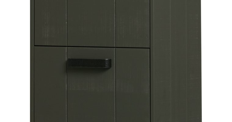 BePureHome Ladenkast 'File', kleur Forest Green | 8714713070572