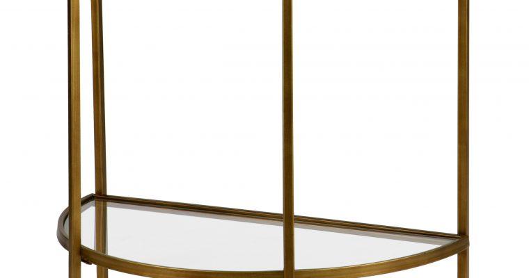 BePureHome Side-table 'Goddess', kleur Antique Brass | 8714713082377