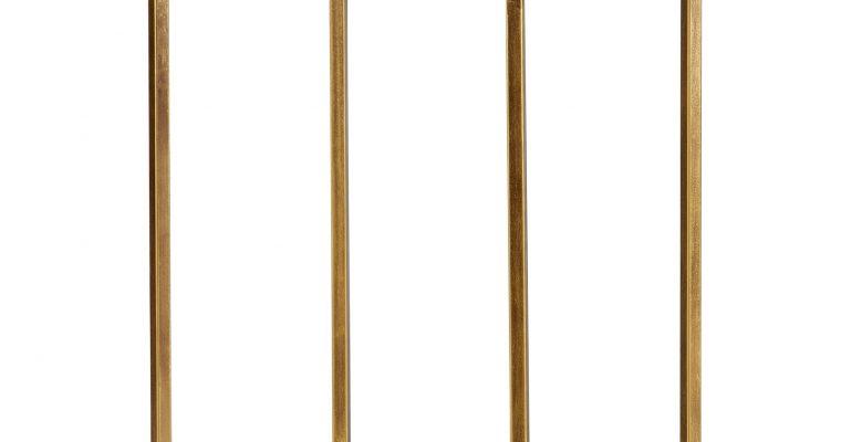 BePureHome Trolley 'Push' kleur Antique Brass   8714713069347