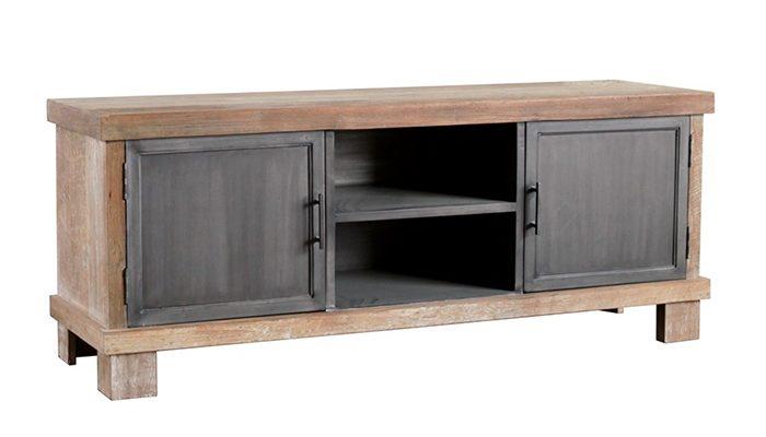 Eleonora TV-meubel 'Geneve' 150cm met 2 deuren. | 8719087021588
