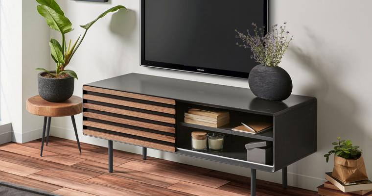 Kave Home TV-meubel 'Kesia' 120cm   8433840467658