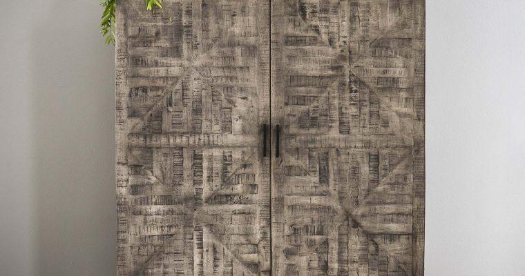Opbergkast 'Dwayne' 140 x 120cm | 8713244022869