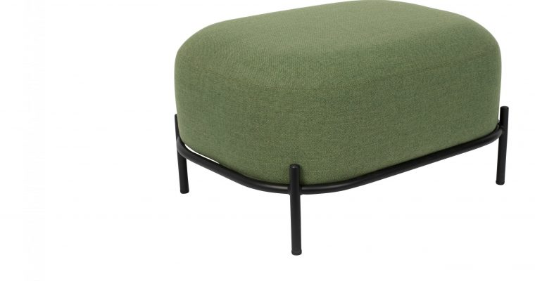 ZILT Hocker 'Joanna, kleur Groen | 8718548042384