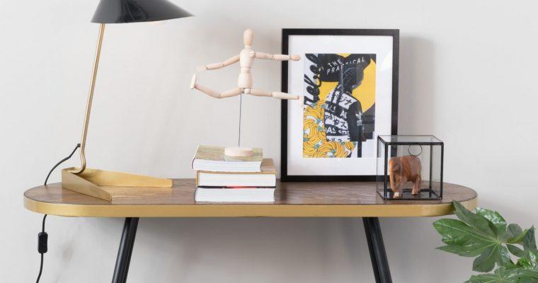 ZILT Side-table 'Gert' 121cm | 8718548042469