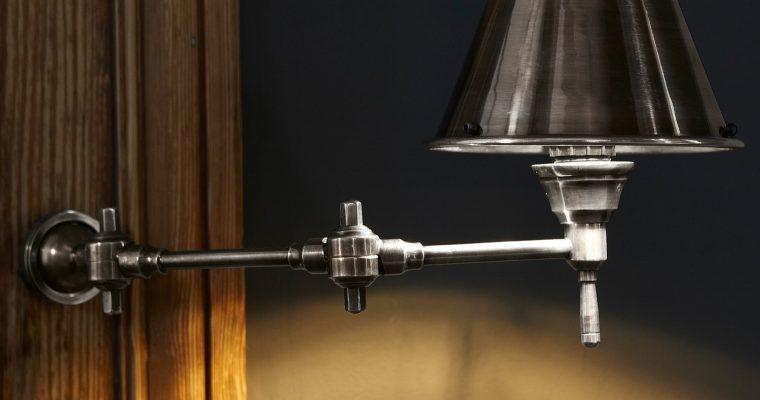 Wandlamp Stockton | 4250769204140 | LOBERON