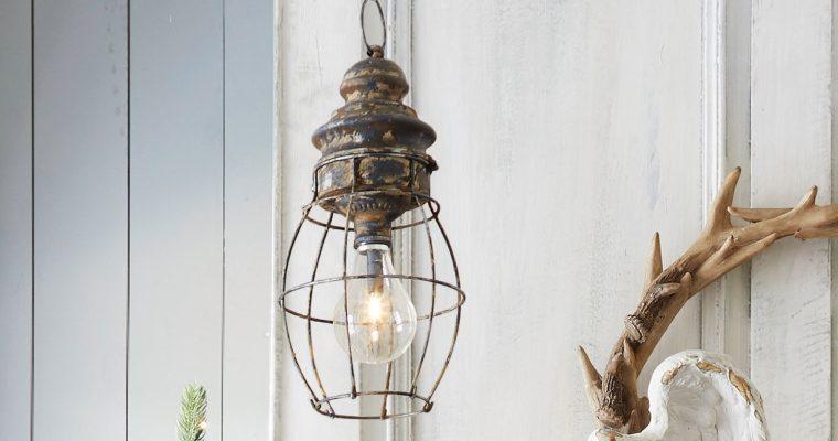 LED-lantaarn Hemsboro   4250769252745   LOBERON