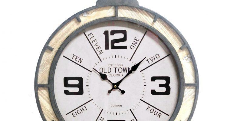 Mansion atmosphere Pocket watch clock 52cm | 244070 | Mansion atmosphere