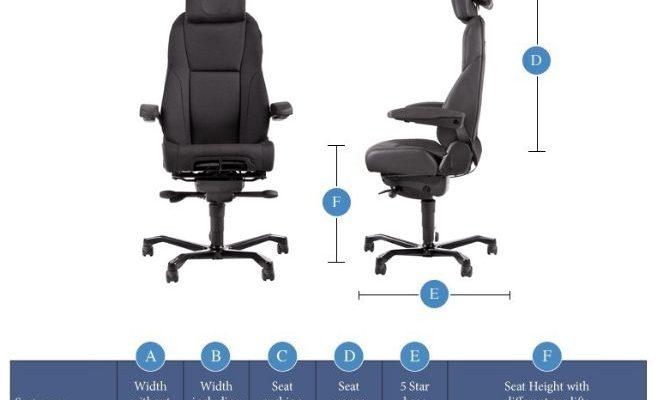 24Designs 24 Uurs Bureaustoel Business Pro Brighton Stof&Leer Zwart | 8719323474819