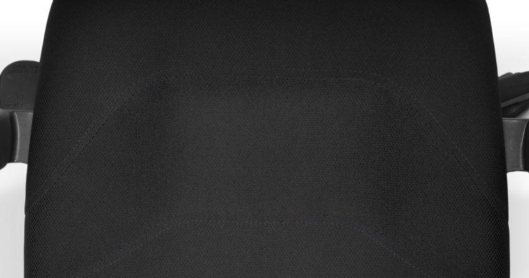 24Designs Bureaustoel Chicago – Zwart/Zwart | 8720143243356