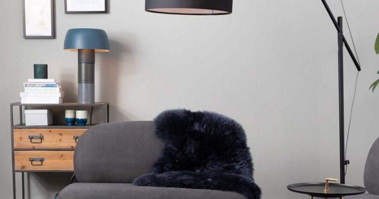 24Designs Stikx Verstelbare Vloerlamp – Hoogte 210 Cm – Zwart   8720143249532