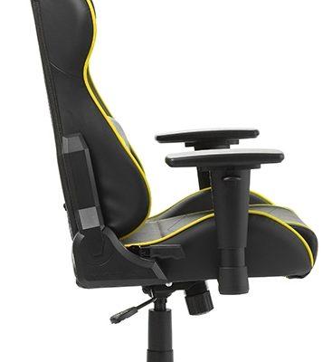 DXRacer Formula-series Game&Bureaustoel – Zwart/Geel PU   8719172346091