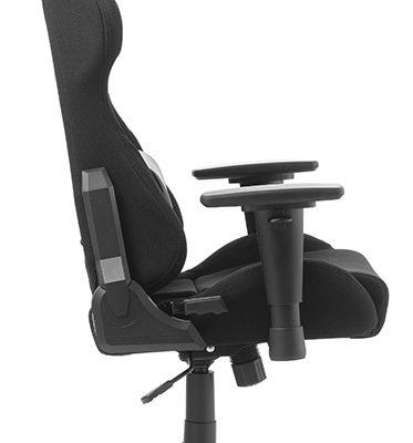 DXRacer Formula-series Game&Bureaustoel – Zwarte Stof   8719874349857