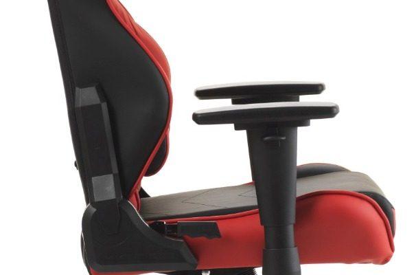 DXRacer Racing-series Game&Bureaustoel – Zwart/Rood PU   8719172346121