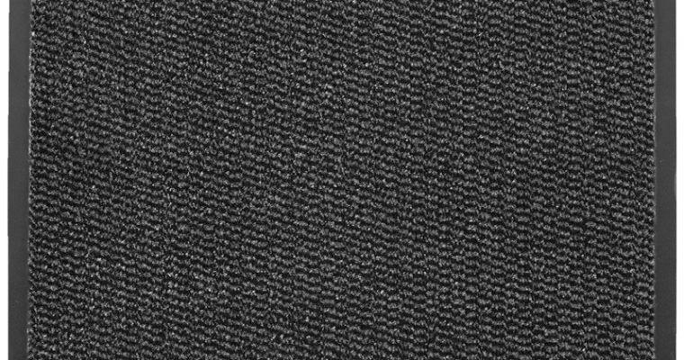Deurmat Limpo Zwart