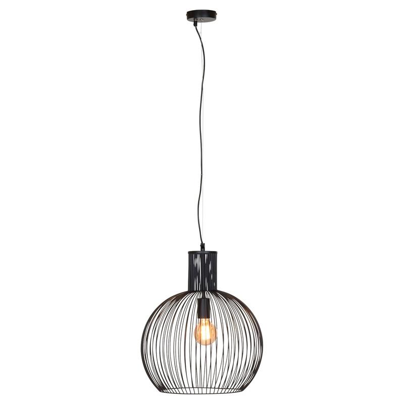 Hanglamp Diana Zwart