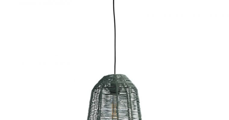 Hanglamp Forna Groen