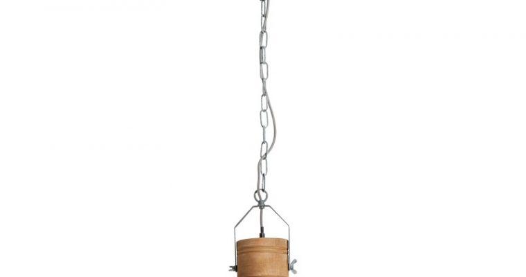 Hanglamp Hemera Grijs